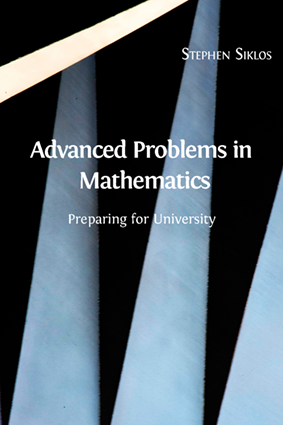 Advanced Problems in Mathematics: Preparing for University - Open