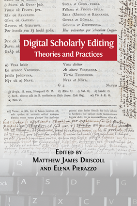 digital scholarly editing theories and practices open book publishers