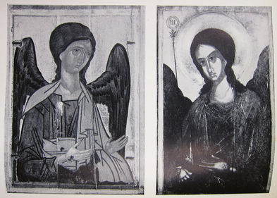 Icons Russian Painting Comprehensive History