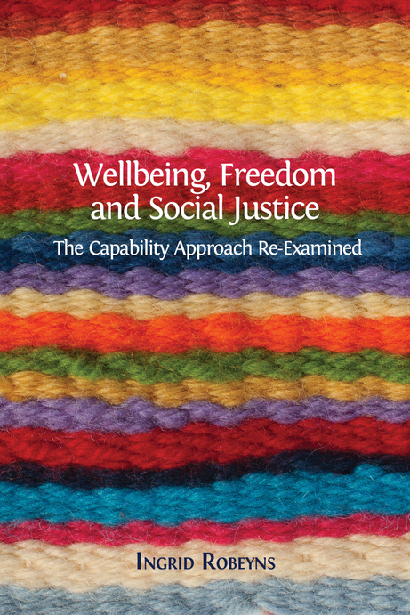 Wellbeing, Freedom and Social Justice: The Capability