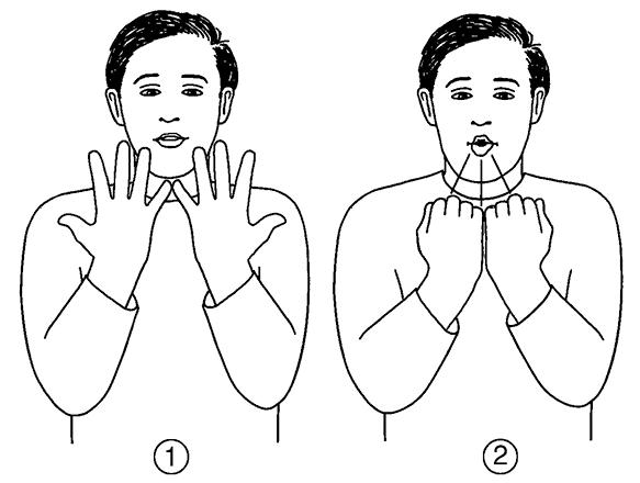 Sexual hand chart gestures 🏆 of 18 Gestures